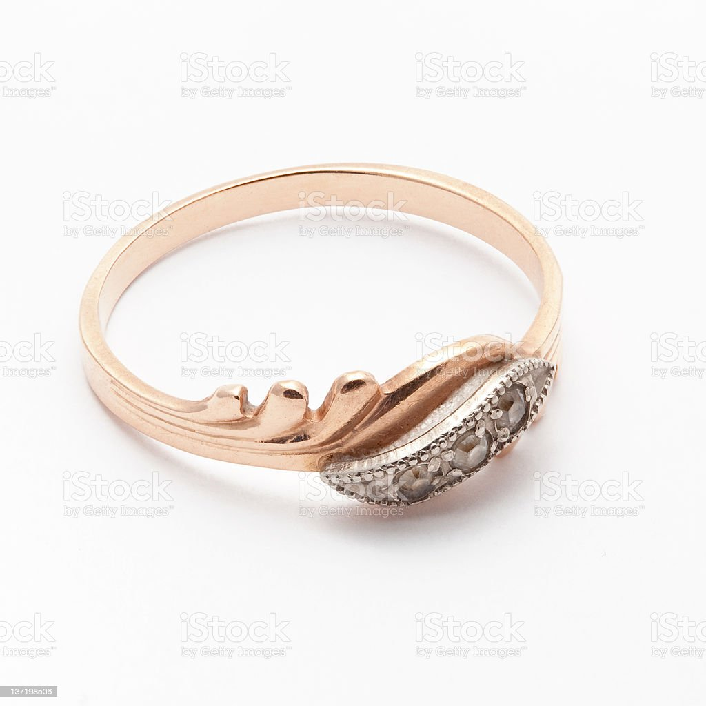 Wedding Ring stock photo