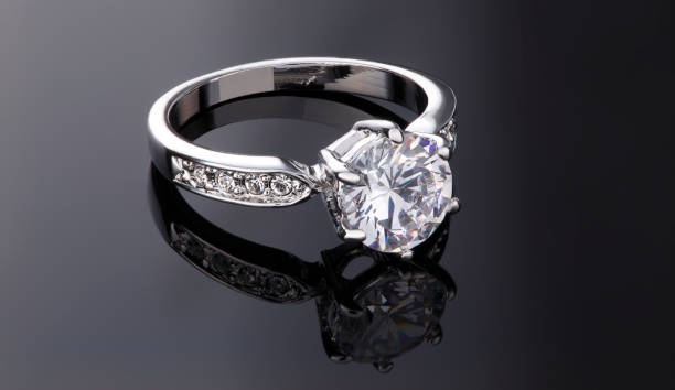 wedding ring - ring jewelry stock photos and pictures