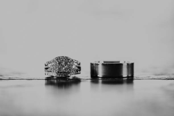 Anneaux de mariage - Photo