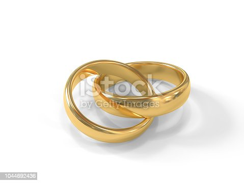 Wedding Ring, Ring - Jewelry, Gold, Heart Shape, Jewelry