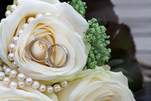 155315629 istock photo Wedding Rings 473913114