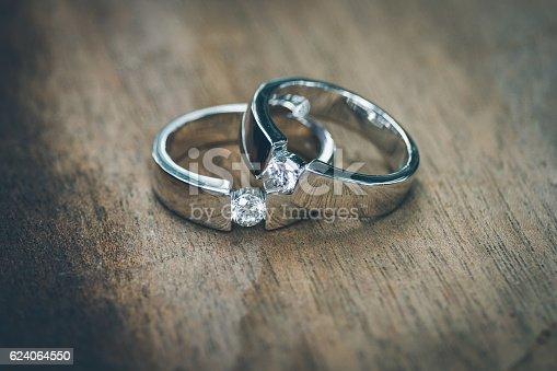 istock wedding rings 624064550