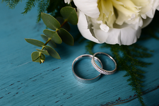 istock wedding rings 627887498