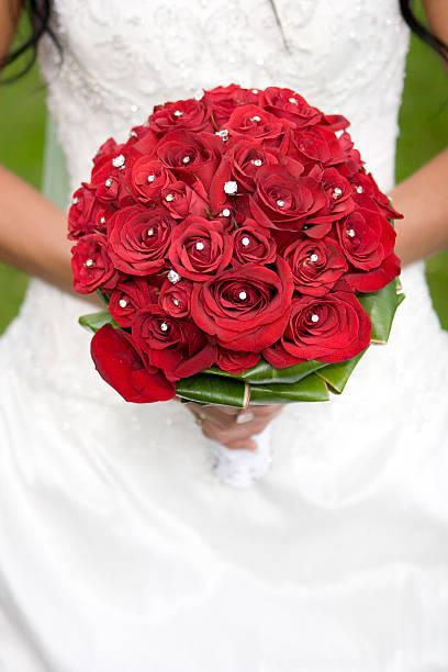 De mariage roses - Photo