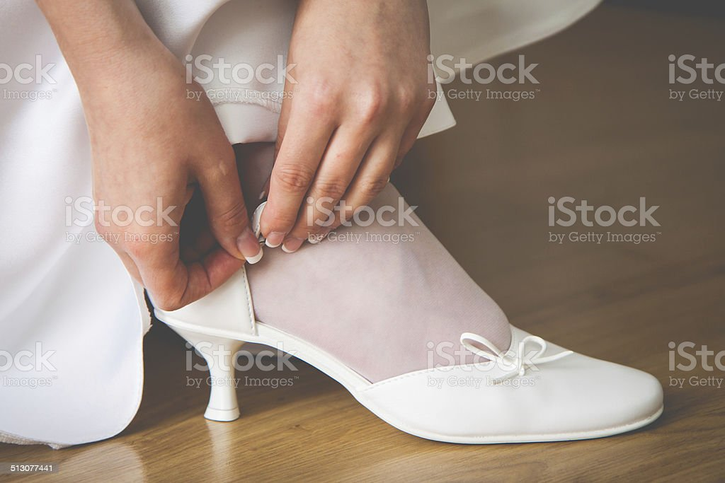 Wedding Shoes Stock Photo Download Image Now Istock