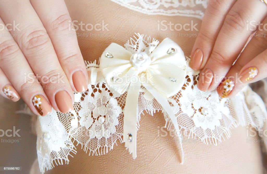 wedding sobry bride stock photo
