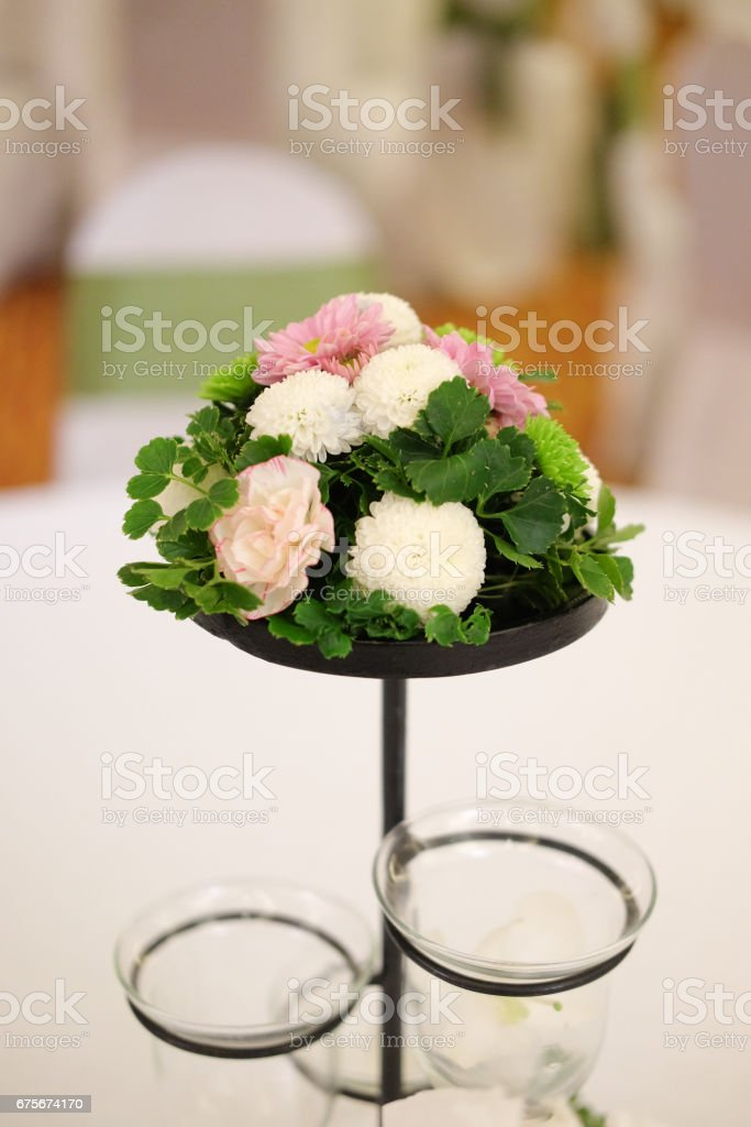 Incredible Wedding Table Flowers Arrangement Bouquets As Decoration For Download Free Architecture Designs Scobabritishbridgeorg