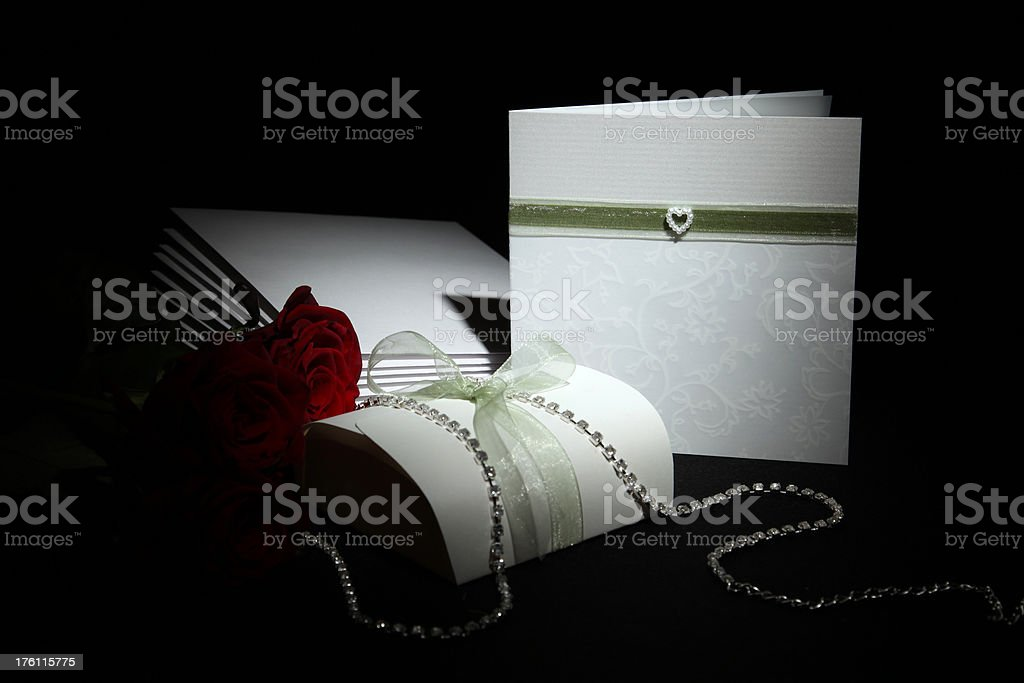 Wedding time royalty-free stock photo