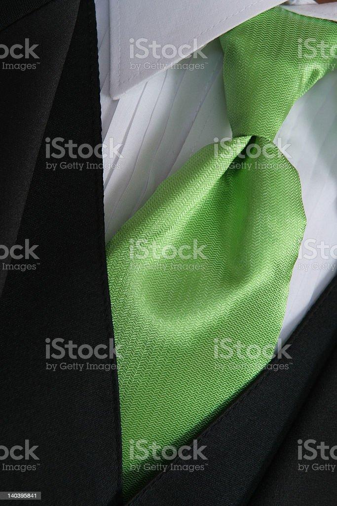 Wedding Tux royalty-free stock photo