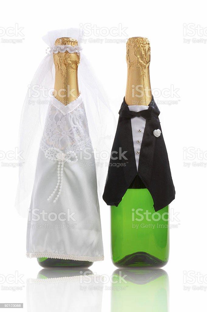 wedding-day stock photo