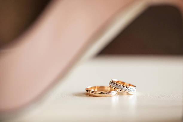 Hochzeit-ring – Foto