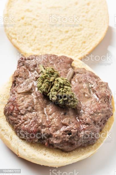 marijuana burger