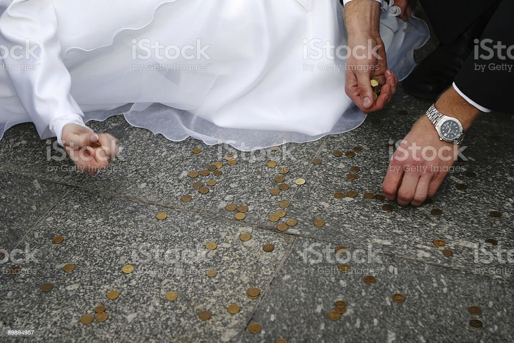 Weeding royalty-free stock photo