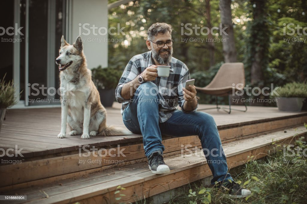 Weekend activities stock photo
