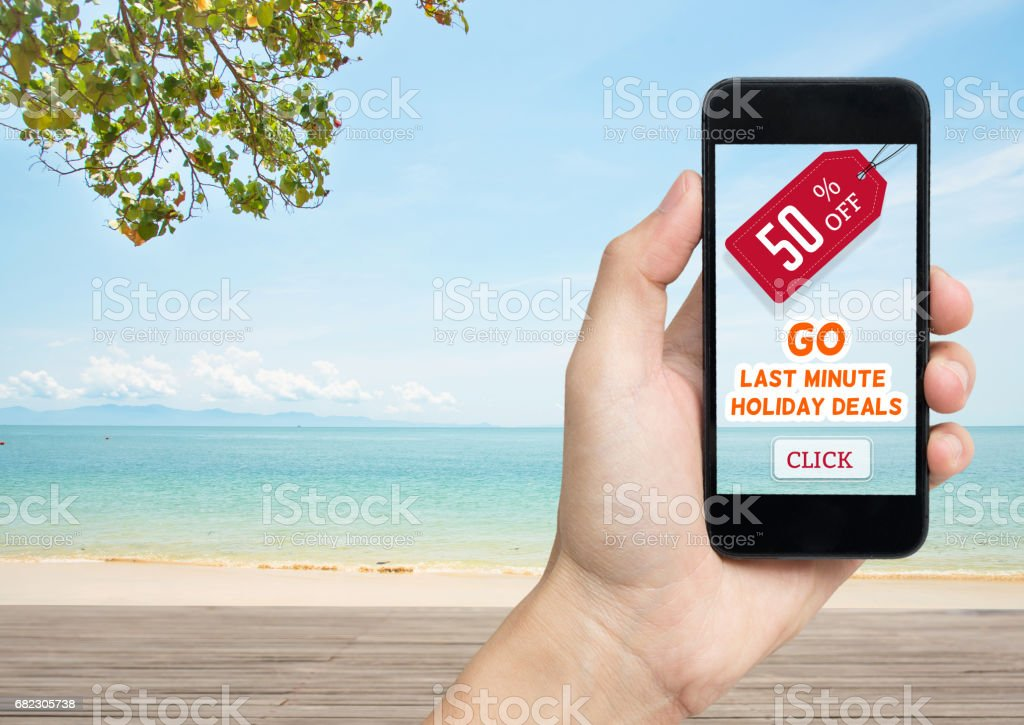 Weekend Big Sale Promotion Discount deal last summer. stock photo