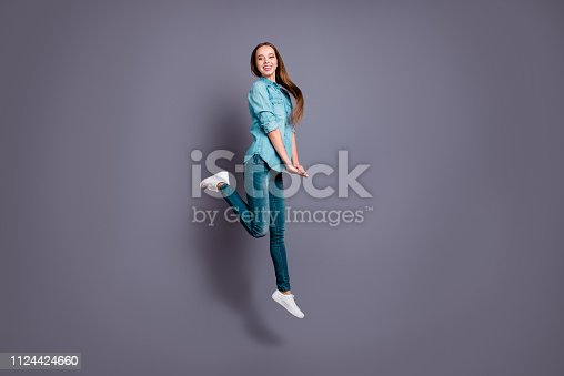 1054970060istockphoto Weekend vacation emotion people she her person concept. Full len 1124424660