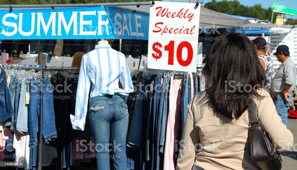 Weekly Special stock photo