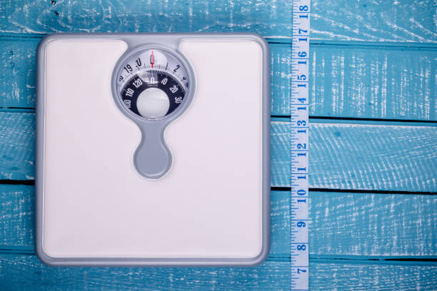 Weight Loss and Health stock photo