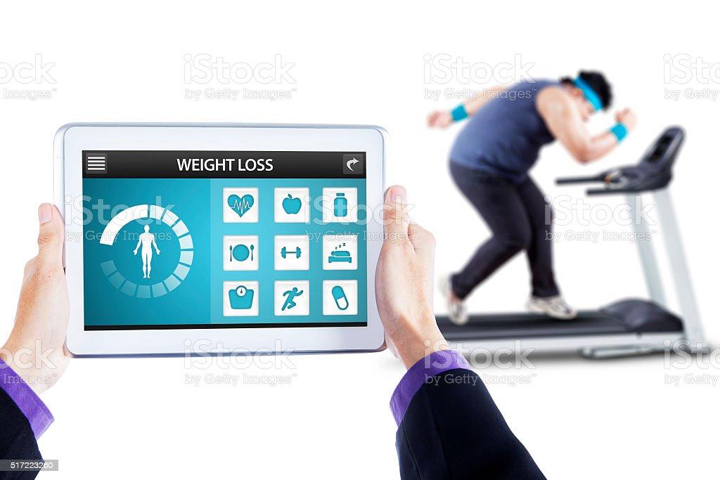 perdita di peso su stepper vs tapis roulant