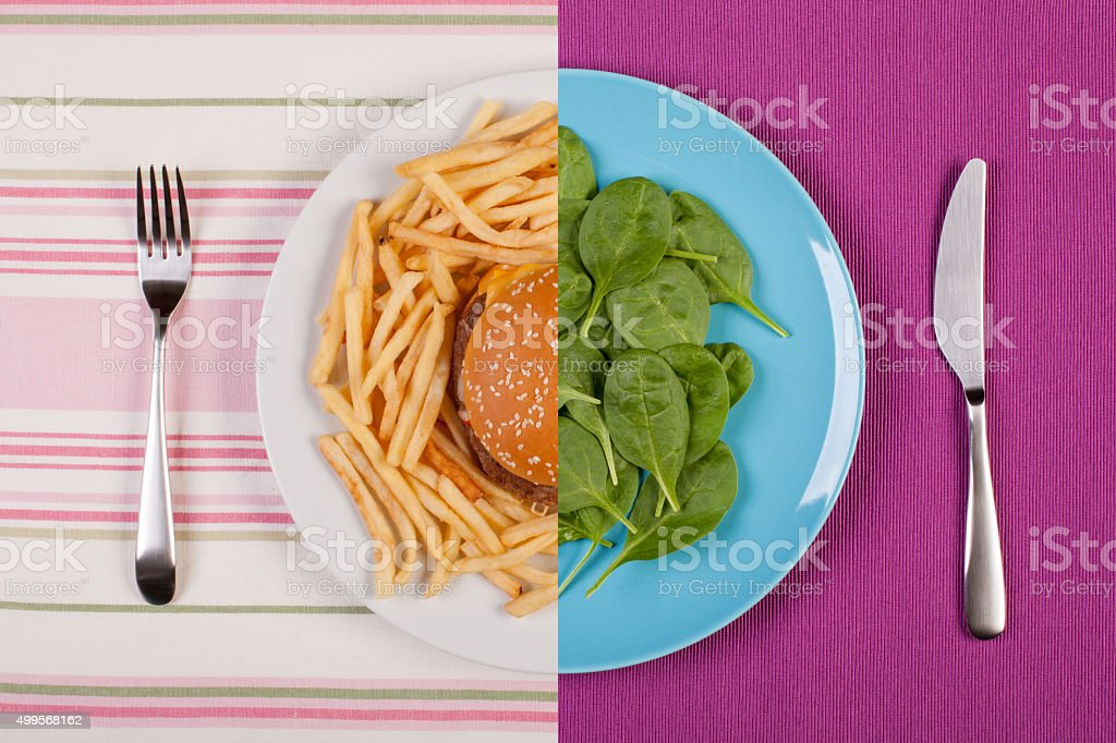 weight loss concept stock photo