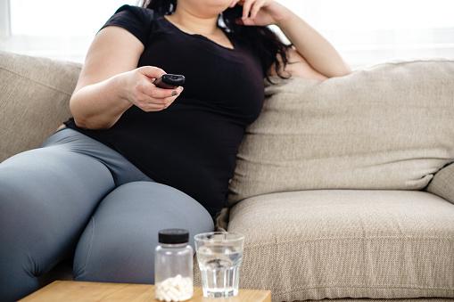 sedentary lifestyle stock photos