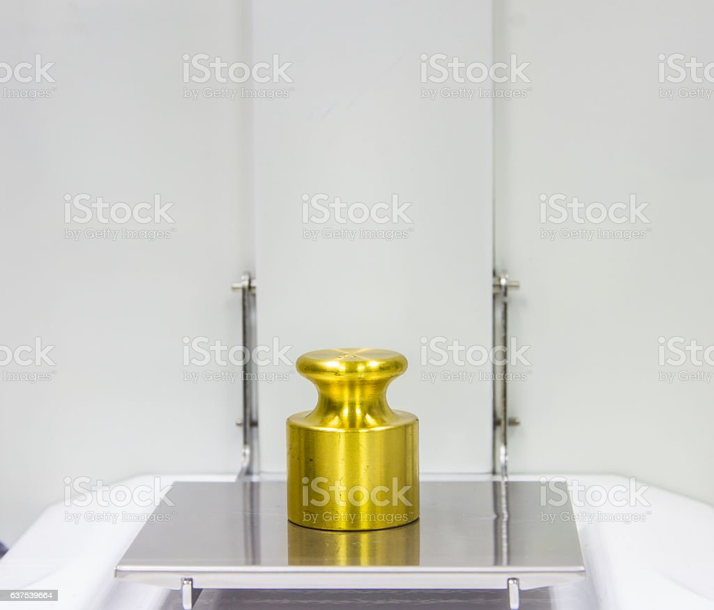 Weight stock photo