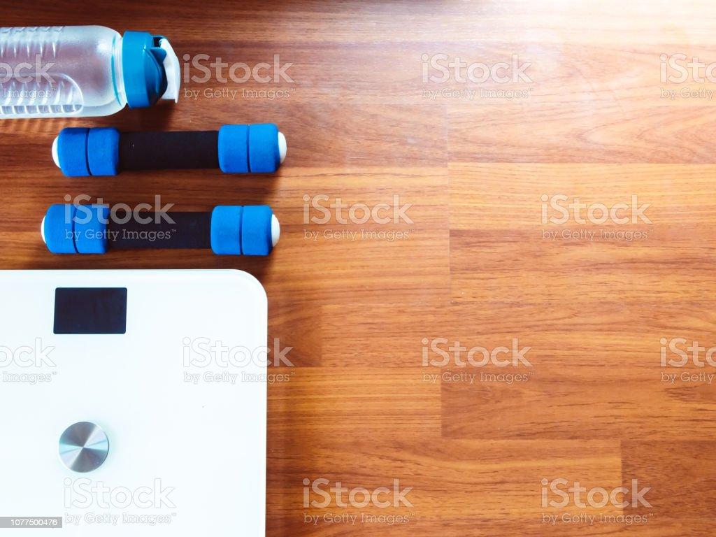 Gewichtsverlust Geräte zu Hause