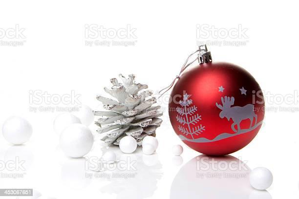 Weihnachten Weihnachtskugel Rot Stok Fotoğraflar & Advent'nin Daha Fazla Resimleri
