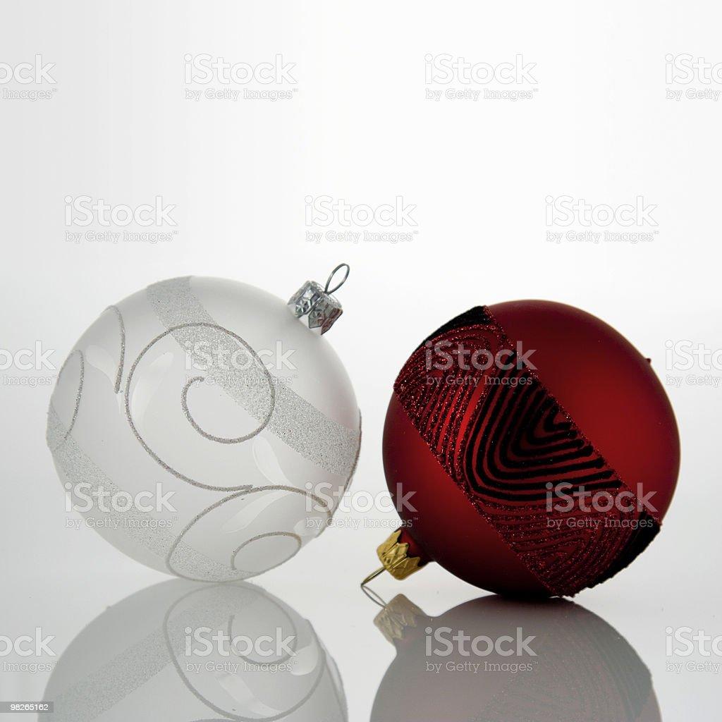 Weihnachts Schmuck royalty-free stock photo