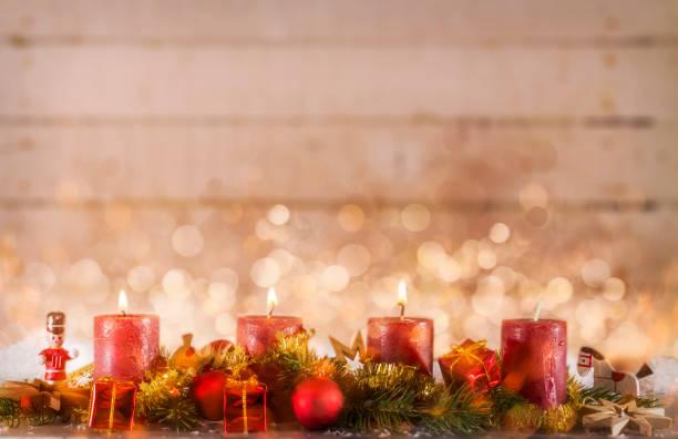 Weihnachtsdekoration stock photo