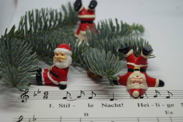 Winter Und Weihnachtsgedichte.Weihnachtslieder Und Weihnachtsgedichte Stock Photo Download Image