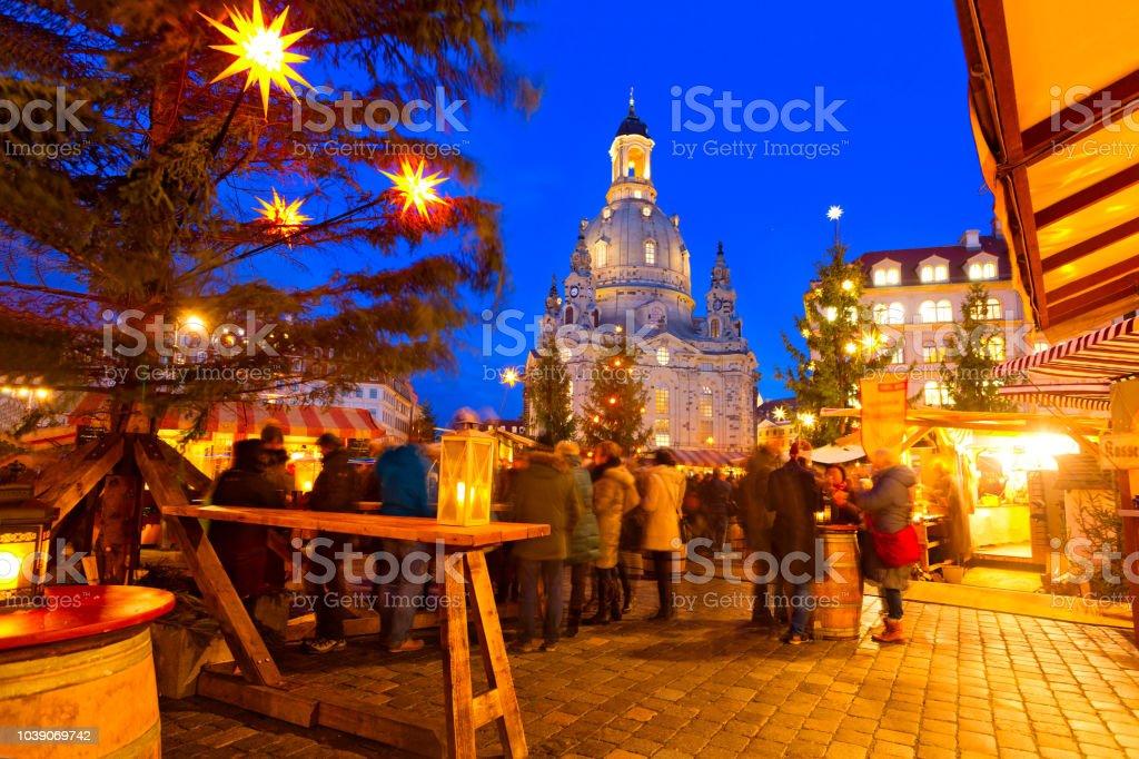 Weihnachtsmarkt In Dresden.Weihnachtsmarkt In Dresden Deutschland Stock Photo More Pictures