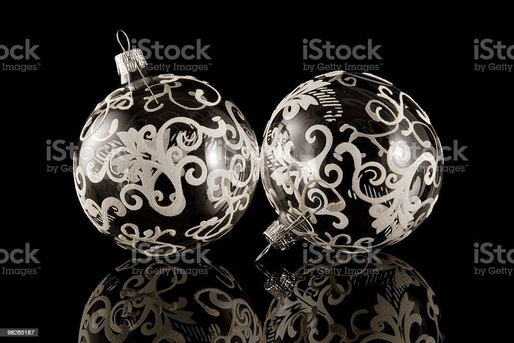 Weihnachtsschmuck royalty-free stock photo