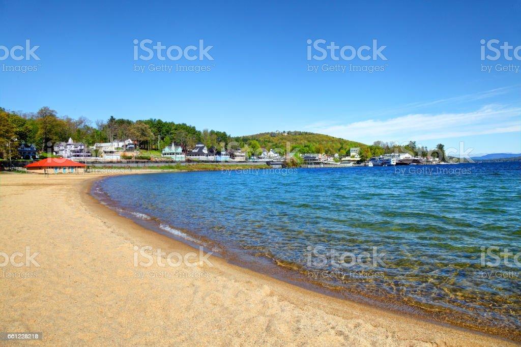 Fotografía de Vertederos De La Playa En El Lago Winnipesaukee y más ...