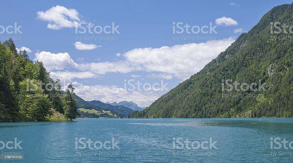 Weissensee,Carinthia,Austria - Royalty-free Austria Stock Photo