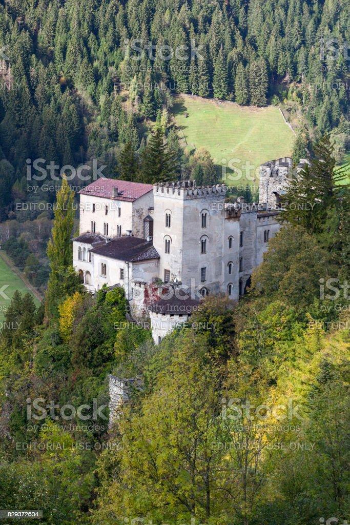 Weissenstein Castle stock photo