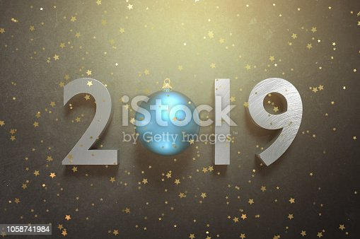 977840698 istock photo welcome 2019! 1058741984
