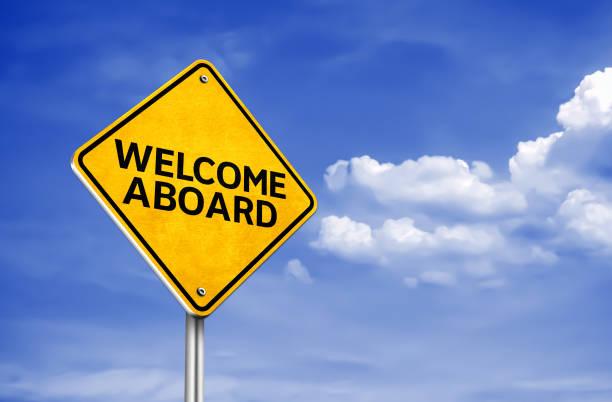 Willkommen an Bord - Grüße für einen Neuanfang – Foto