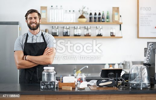 istock Welcome, make yourself at home 471198840