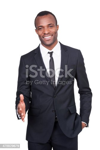 istock Welcome on board! 475529679