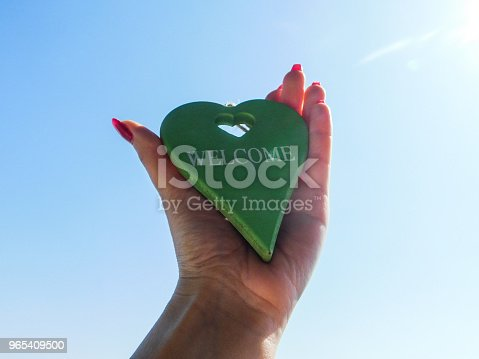 Welcome Stock Photo & More Pictures of Affectionate