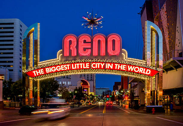 Uhrzeit Reno Nevada