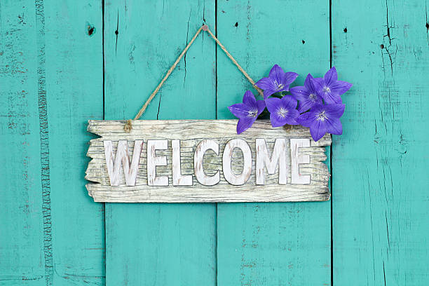 Best Welcome Sign Stock Photos, Pictures & Royalty-Free ...