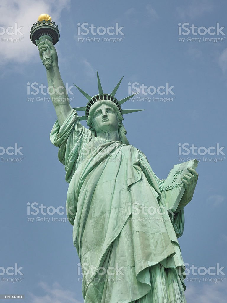 Welcome to America royalty-free stock photo