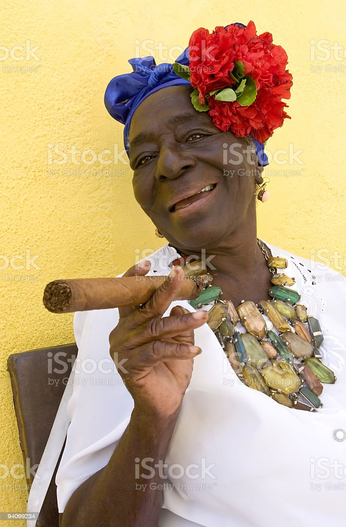 Welcome to Cuba! royalty-free stock photo