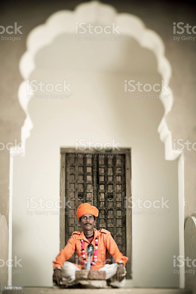 Welcome to India royalty-free stock photo