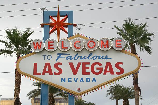 Herzlich willkommen in Las Vegas – Foto