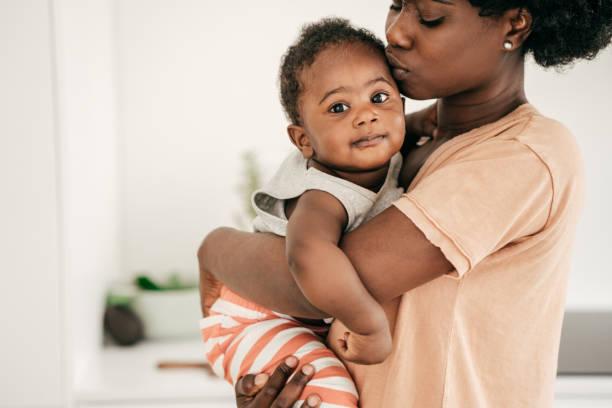 Welcome to motherhood stock photo