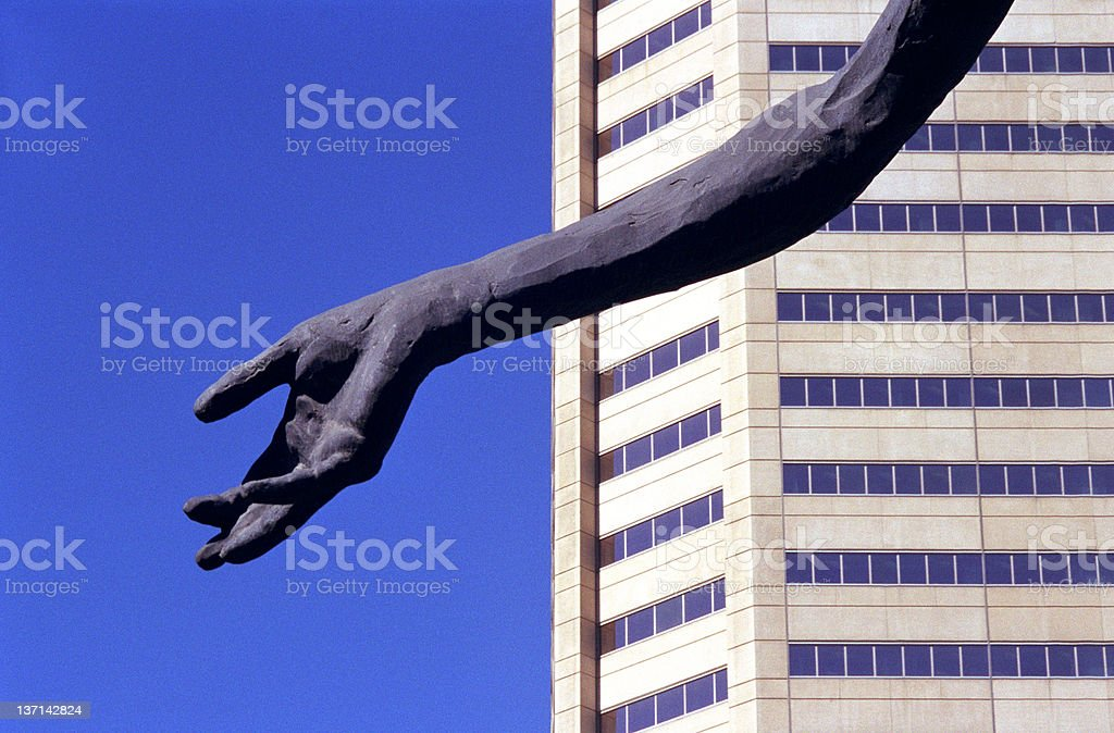 Welcome to My Office royalty-free stock photo