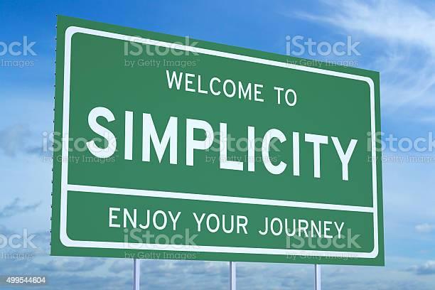 Welcome to simplicity concept picture id499544604?b=1&k=6&m=499544604&s=612x612&h=wnvbrpzawheagbltpf2zu8tjb4ntyrj2kocmltqxud8=